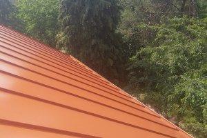 Pokládka plechové střechy Brno-venkov