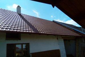 Střecha na klíč